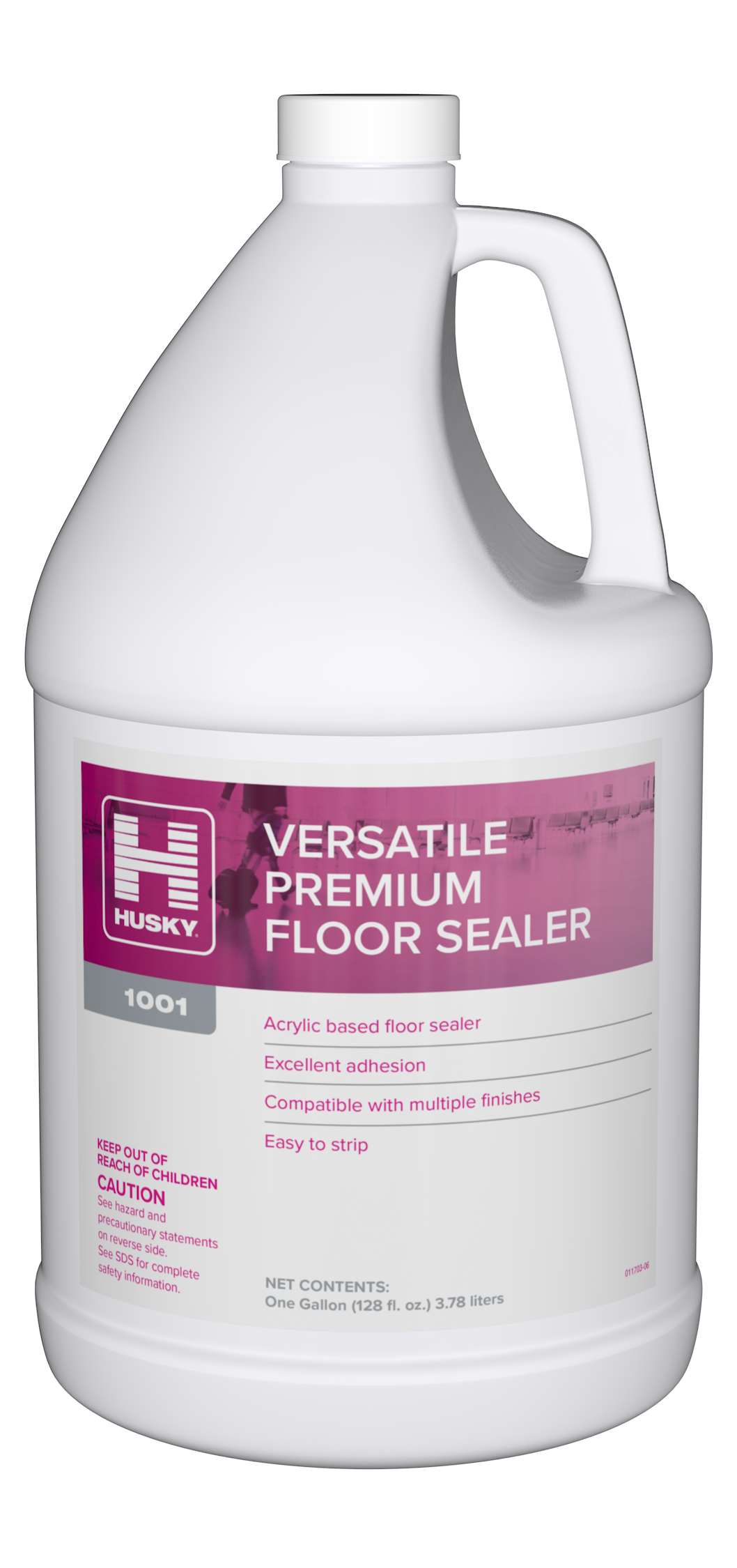 Durable Acrylic Floor Sealer Quickly And Easily Fills Concrete Terrazzo Vinyl Composition Other Resilient Tile Flooring Pores